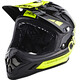 ONeal Backflip RL2 Bungarra Helmet black/hi-viz